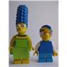 Lego Figur Figurer - Simpsons - 2st Figurer FKL 1369