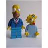 Lego Figur Figurer - Simpsons - 2st Figurer FKL 1373