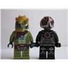 Lego Figur Figurer - 2st CHIMA figurer FKL 1400