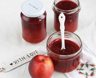 pfirsich nektarinen marmelade rezepte mytaste. Black Bedroom Furniture Sets. Home Design Ideas
