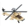 Leksaks Helikopter LEGO Kompatibel 97 delar