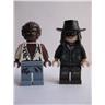 Lego Figur Figurer - Samlingsfigurer - 2st Figurer FKL 1391