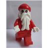 Lego - Figurer Tomten / Jultomten Elak Tomte Bad Santa FKL 1331 NY