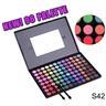 NEW Matta Shimmer Palette 96 Färger Ögonskuggor