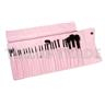NY! 23 Pinka Salongs makeup penslar med Pony & Get hår - Se Bilder