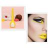 Makeup eyeliner NY TREND GUL YELLOW smink höst NY