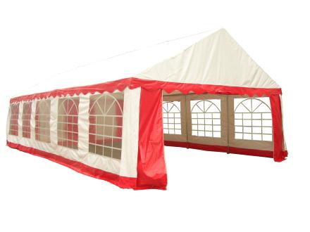 Partytält 5x10m - PVC 380g/m²
