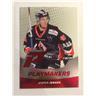 Jesper Jensen - Playmakers - Karlskrona HK - Hockeykort