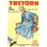 TRETORN Katalog/Prislista Flexa 1953-54 Helsingborg