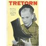 TRETORN Reklam/Prislista Galoscher ytterskor1950 Helsingborg
