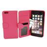 "Plånboksfodral iPhone 6 Plus (5,5"") (Hotpink)"
