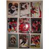 ILYA KOVALCHUK - Lot med 9 olika kort - New Jersey Devils - Atlanta Trashers