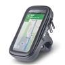 Vattentät mobilfodral för motorcykel, cykel, barnvagn, rollator, golfvagn