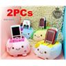 NY!2PCS Cute Japanska mobile phone holder Seat Stand