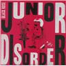 "Junior Disorder - Black Rose (red cover) - 7"" NY"