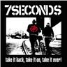 7 Seconds - Take It Back Take It On Take It Over - CD NY - FRI FRAKT
