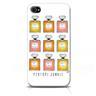 Skal iPhone 4/4S - Perfume Junkie