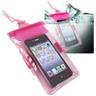 *OrangeStore *Vattentätt fodral för SmartPhone iPhone 4/4S HTC S2 mfl.Pink