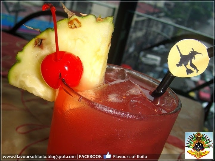 Halloween brews and booze at Days Hotel Iloilo