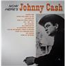 Johnny Cash - Now Here's Johnny Cash - LP NY - FRI FRAKT