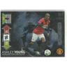 LIMITED EDITION -ASHLEY YOUNG - MANCHESTER UNITED -2012-2013