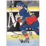 BAP - Be A Player 95-96 Autograf # S029 WELLS Jay
