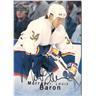 Be A Player BAP 95-96 Autograf # S158 BARON Murray