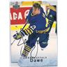 Be A Player BAP 95-96 Die-Cut Autograf # S050 DAWE Jason