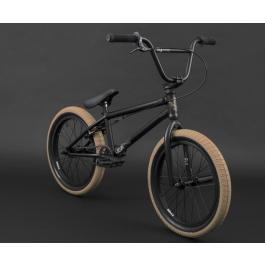 """Root Catalog/Default Category BMX/BMX Cyklar BMX BMX/Flybikes2017 """"Flybikes 2017, Nova 18"""""""" RHD Flat Black"""""""