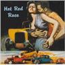 CD V/A Hot Rod Race