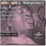 "BIG BILL BROONZY BIG BILL'S GUITAR BLUES EP French pressing 7"" Vinyl"