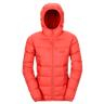 Jack Wolfskin Helium Down Jacka Dam (Hot Coral) Small