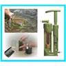 New!Portabelt vattenreningsfilter vattenpump dricksvatten
