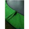 Kantskydd till Studsmatta 4,3 m Grön PVC