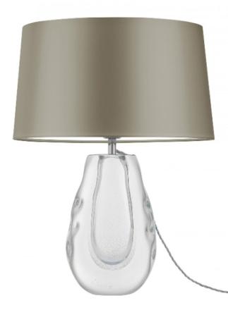 Heathfield & Co Bordslampa Anya Clear