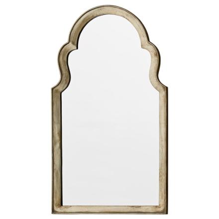 Lene Bjerre Milly Spegel Silver 110 cm