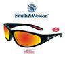 Smith & Wesson Skydds & Solglasögon 38 Specials Gold Mirror Lens.