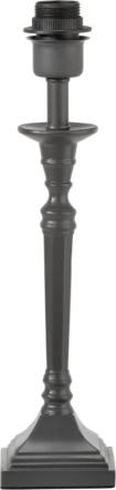 PR Home Salong Lampfot Jako Grå 33 cm