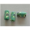 100st Polymer Clay Pärlor 10mm Tuber - Modell 8449