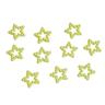 Akryl Stjärnor 12 mm