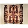 3 Servetter buddha 25 x 25 cm No.166
