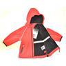 Ny MeToo 12-18 mån=80 softshell jacka orangerosa vind - vatten tät FRI FRAKT