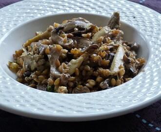 Recettes de champignon pied bleu cuisine mytaste - Cuisiner les champignons pieds de mouton ...