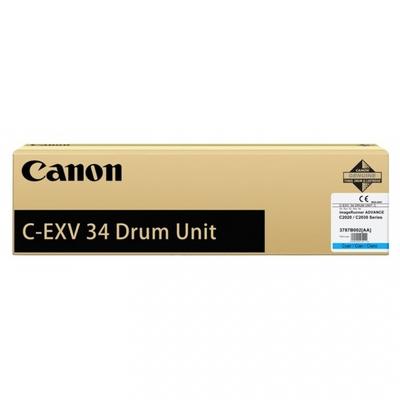 Canon C-EXV34 cyan trumma 36000 sidor