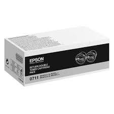 Epson M200/MX200 svart toner 2500 sidor