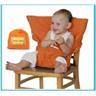 NEW!Sack´n Seat till stol resestol.Perfekt till resan!Orange
