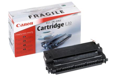 Canon toner svart E30
