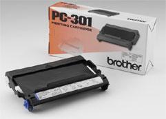 Brother färgband kassett PC301
