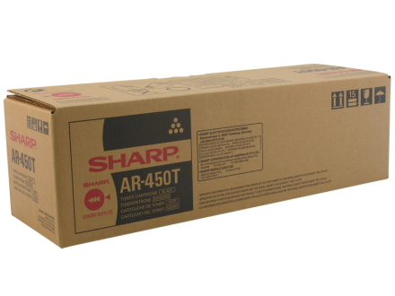 SHARP Black Toner Cartridge AR450T