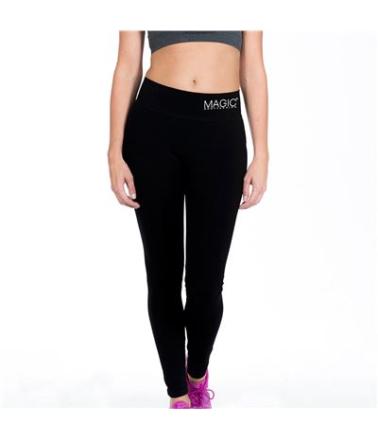 Magic - MAGIC Yoga Pants Black